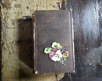 Antique book 1870s Report of the commissioner of Agriculture