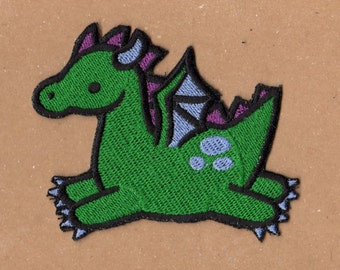 Too Cute Dragon Patch