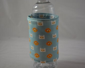 Adventure Time bottle/can Cozy