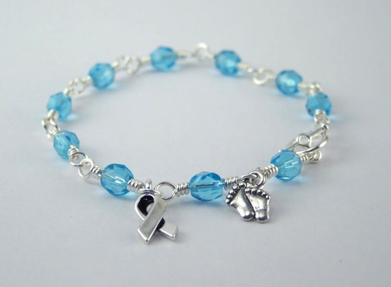 Trisomy 18 Awareness Bracelet