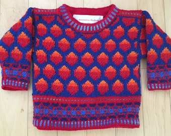 One Year Circles Sweater