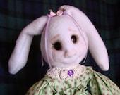 Primrose HoneyBuns 16 Inch OOAK Bunny