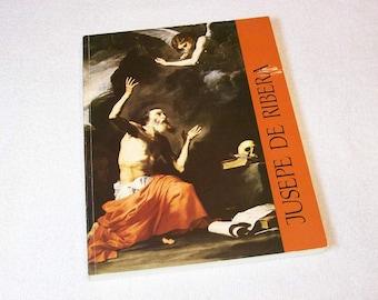 Jusepe De Ribera Art 1591 1652 / Kimball Art Museum Exhibition 1982 / Fort Worth / Rare