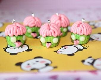 ORIGINAL Zombie Cupcake 2014 Edition
