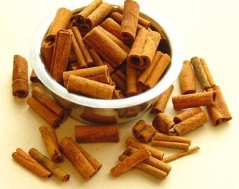 Cinnamon Sticks 1 Cup Natural 1 inch  Potpourri Candles Soaps Crafts Naturals Primitive
