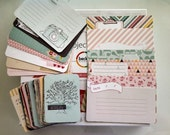 Becky Higgins PROJECT LIFE 1/4  Partial Core Kit - 5th & FROLIC  - 154 cards
