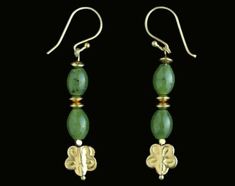 Jade and Gold dangles.01