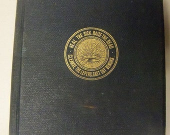 Mary Baker Eddy Miscellaneous Writings Copyright 1896 Christian Science Hard Cover Book