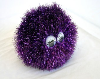 Purple Squishy Ball : Popular items for fuzzy toy on Etsy