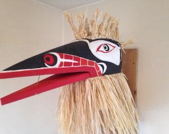 Native American Inspired Tribal Mask II