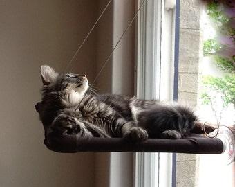 Velvet - Curious Cats Window Perch