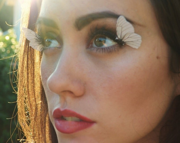 Featured listing image: Fake Butterfly Eyelashes
