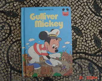 Walt Disney's Gulliver Mickey- 1975