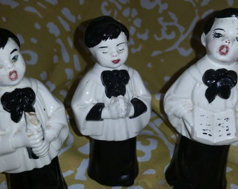 Little Choir Boys set of 3
