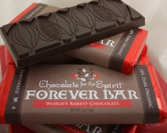 Forever Bar World's Rarest Chocolate