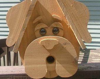 Funky Doggie Bird House