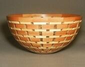 Open Segmented Bowl - B278