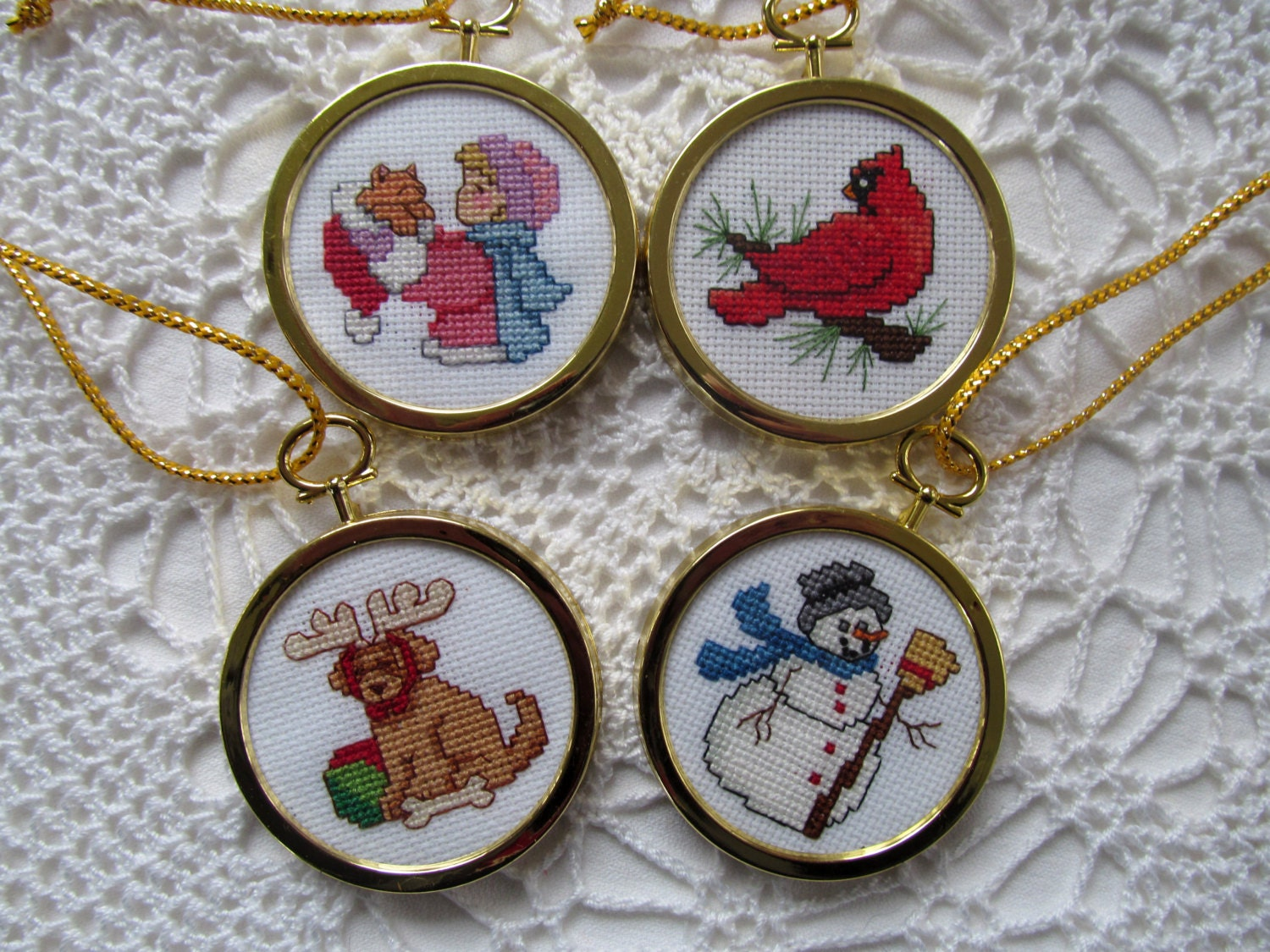 Fantastic Ornament Frames For Cross Stitch Image Collection - Ideas ...