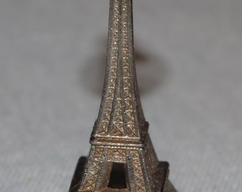 Vintage - Eiffel Tower - Charm / Pendant - Paris France -  c1960s