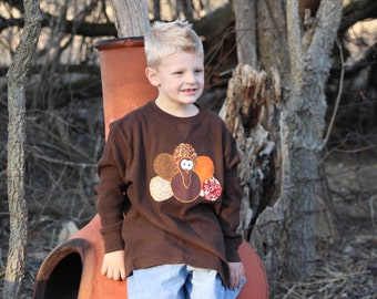 Turkey Talk TShirt - Youth sizes 3-8