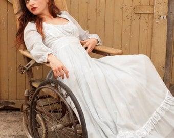 Periwinkle Maiden Folk Dress