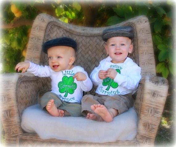 Shamrock Tees for boys