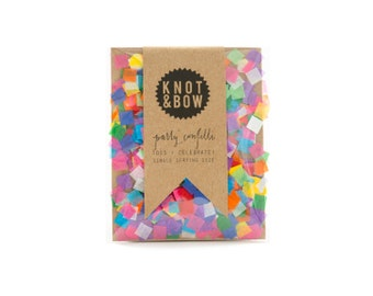 Tiny Rainbow Single Serving Size™  / Party Confetti
