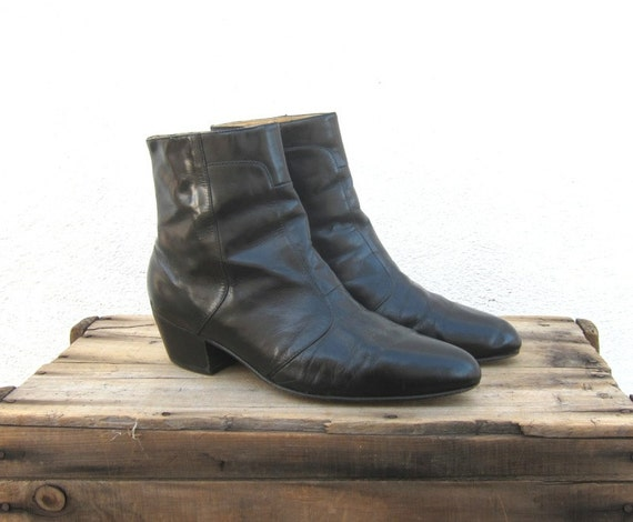 cer beetle boots mens 28 images vintage black leather