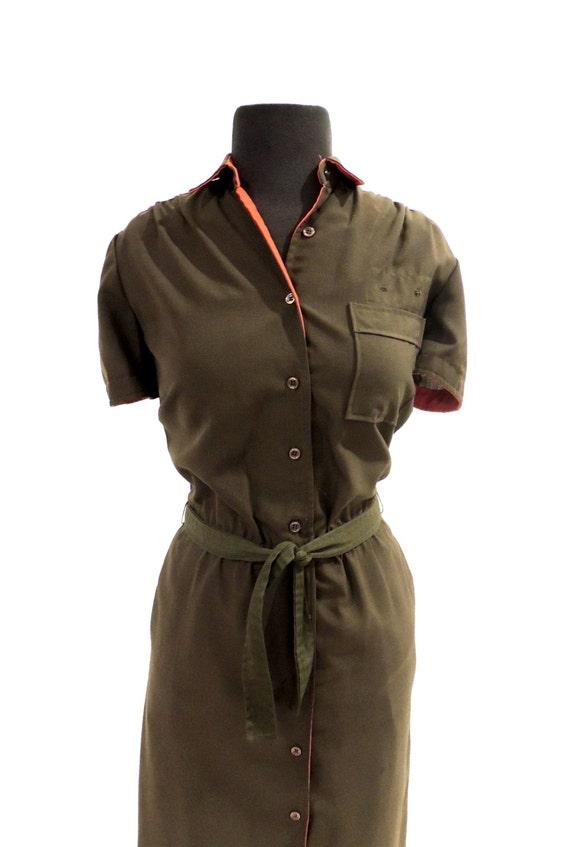 Vintage Stewardess Uniforms 18