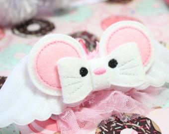 SALE Kawaii Bunny Sweater clip was 14.50