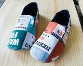 no 713 Mason Men's Shoes PDF Pattern