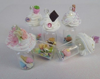 Kawaii Dream Potions Whipped Cream Bottles of Magic You Pick Potion Bottle