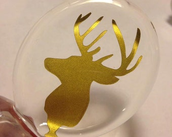 Deer Acrylic Wine Cork