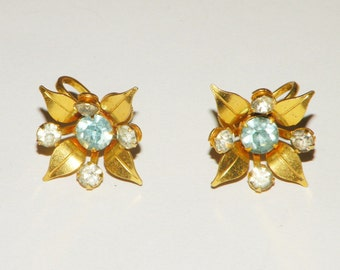 Items similar to vintage bugbee niles signed gold tone for Bugbee and niles jewelry