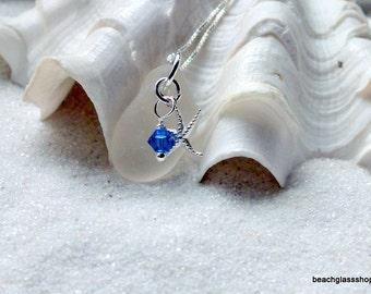 Sea Glass Pendant -  Lake Erie Beach Glass - lake Erie Jewelry - Lake Jewelry