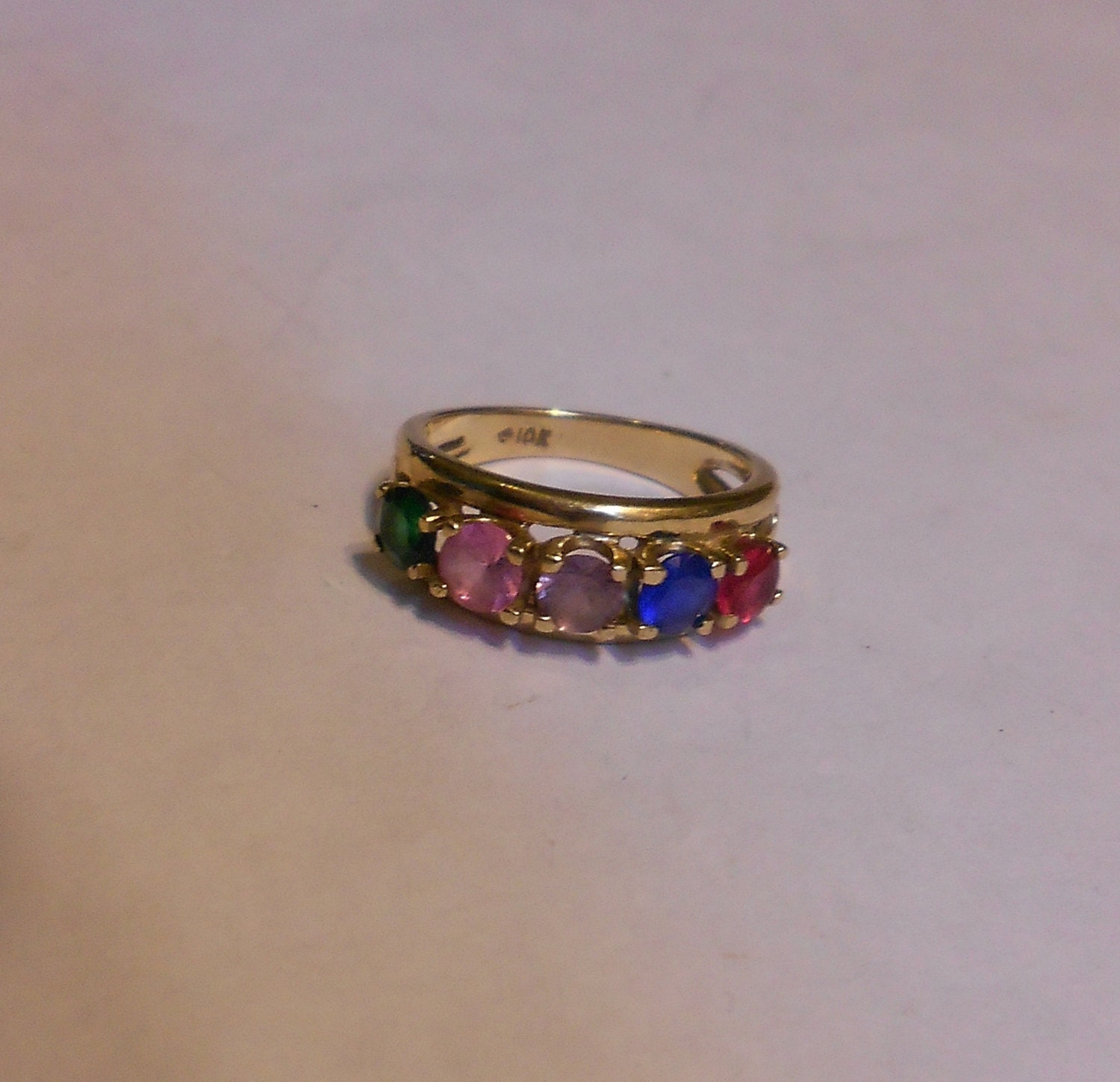 vintage mothers ring