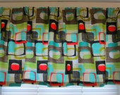 SALE Great Value Retro REMEMBER Valance 52 x 15