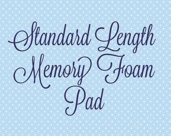 "Standard 50"" Memory Foam Insert Pad for Nap Mat"