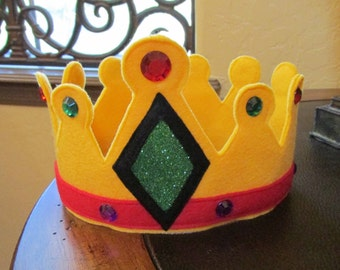 King Crown / Queen Crown / Royal Crown / Medievil Crown / Kids Crown / Costume