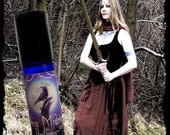 BOUDICA Perfume Oil - Honey mead, highland heather, roasted grains, firewood, leather, fog and forest