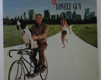 "Sealed ""The Lonely Guy"" Vinyl Soundtrack (1984)"