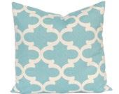 Village Blue Pillow Covers, Village Blue Fynn, Decorative Pillow Covers, Blue Cushion Covers, Blue Accent Pillows, Toss Pillow, Throw Pillow