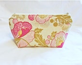 NEW Midwest Modern Cosmetic Bag - Made to Order