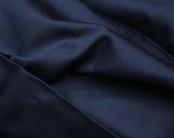"Sateen-110""-Moonless Night Black-Harmony Art"