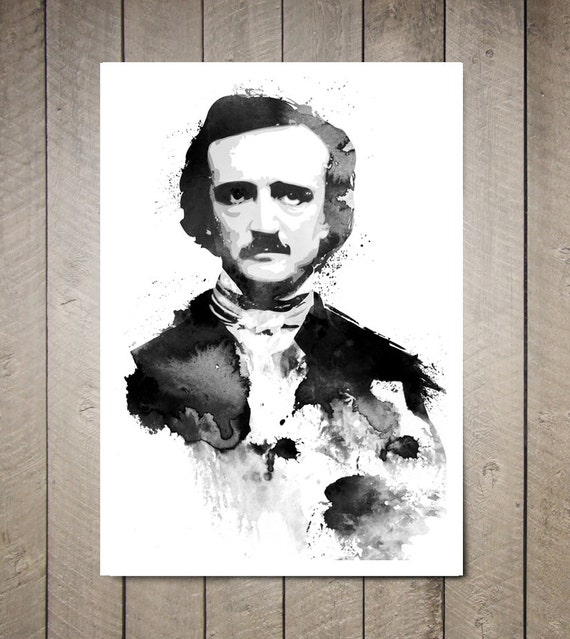"edgar allan poe thesis statement on the raven In ""the raven,"" poe successfully unites his philosophical and aesthetic ideals in this psychological piece, a young scholar is emotionally tormented by a raven's ominous repetition of ""nevermore"" in answer to his question about the probability of an afterlife with his deceased lover  the works of the late edgar allan poe: with."