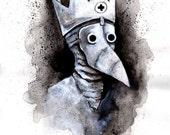 Plague King (original drawing)