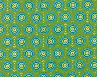 Fancy - Sunny in Warm Sage by Lily Ashbury for Moda Fabrics