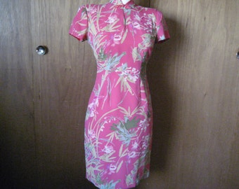 David Warren Oriental Style Dress