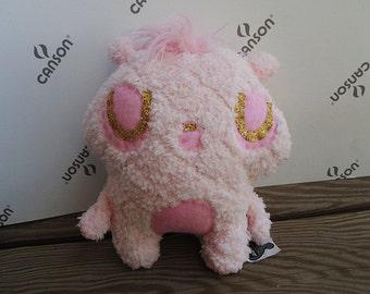 Pink Mohawk Dangerbear Plush