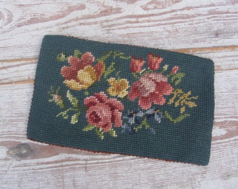 Small Needlepoint Piece